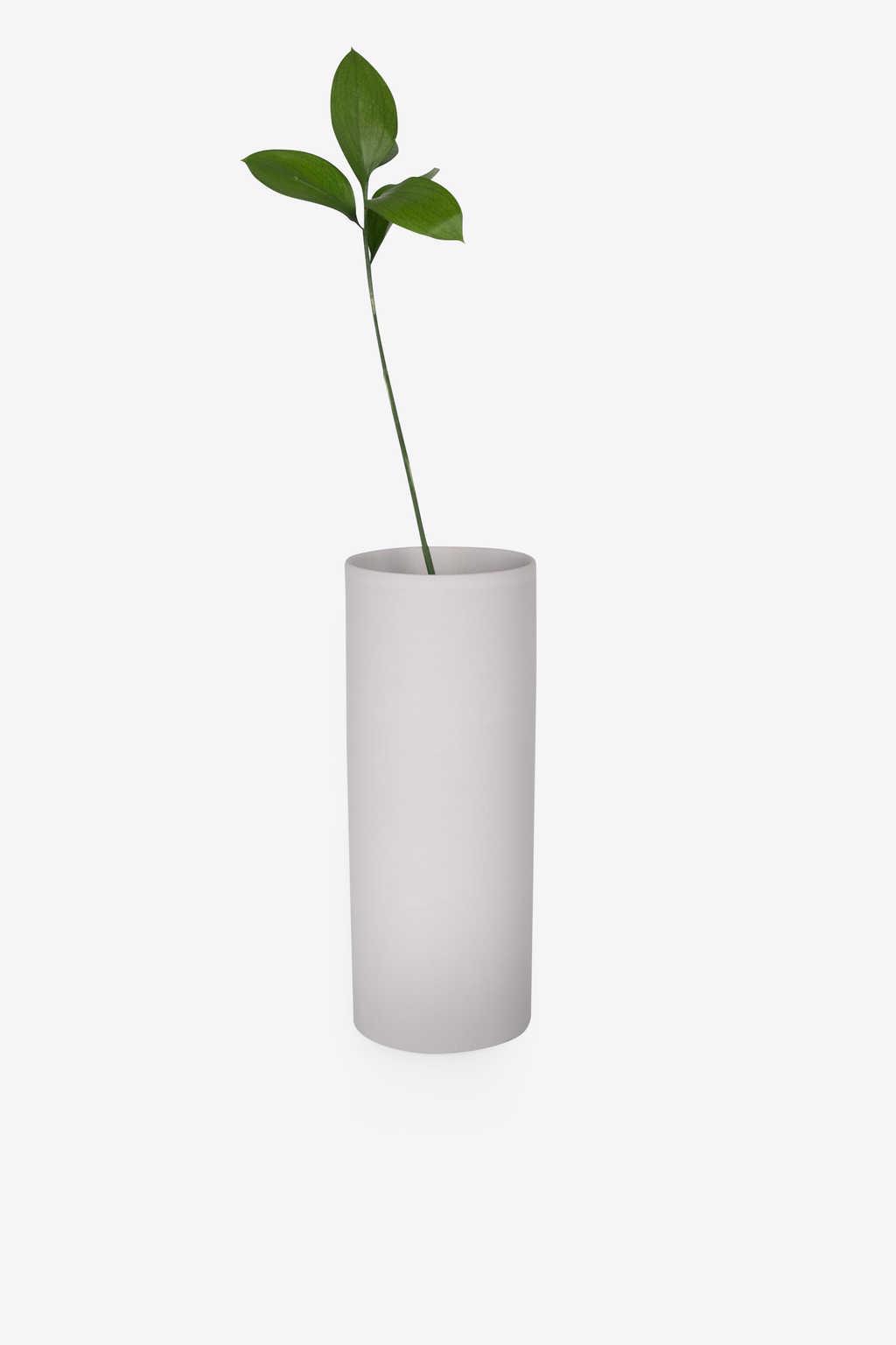 Cylinder Vase 1864 Gray 1