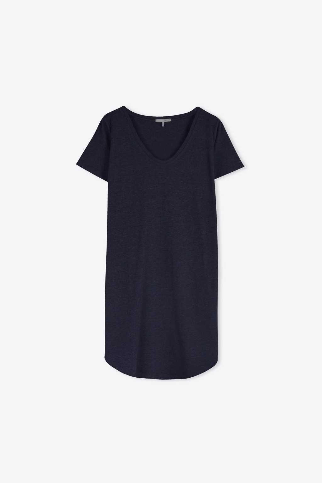 Dress 1202 Navy 8
