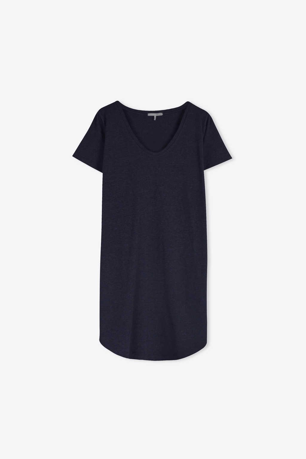 Dress 1202 Navy 9