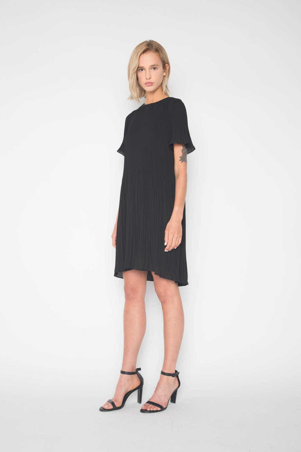 Dress 1304 Black 2