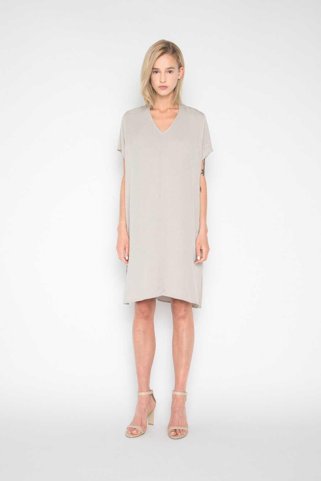 Dress 1383 Beige 1