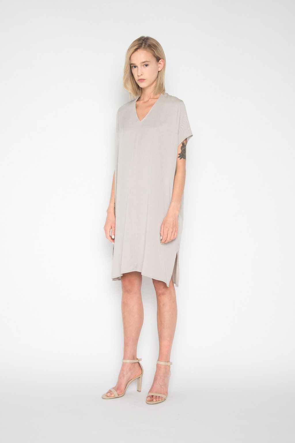 Dress 1383 Beige 3