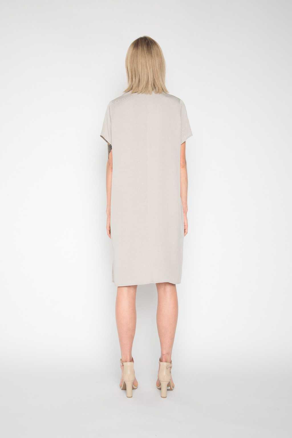 Dress 1383 Beige 4