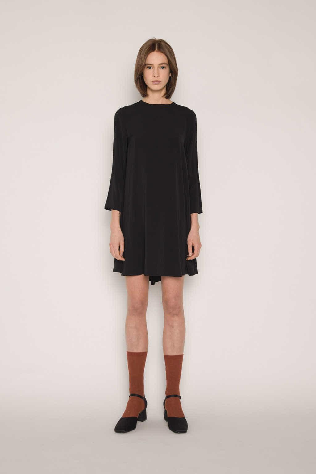 Dress 1649 Black 5