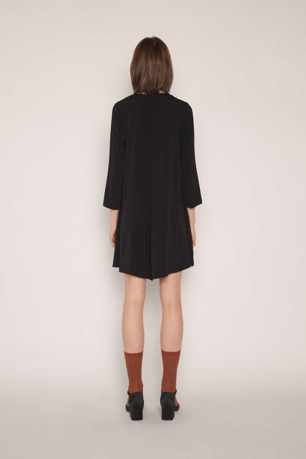 Dress 1649 Black 6