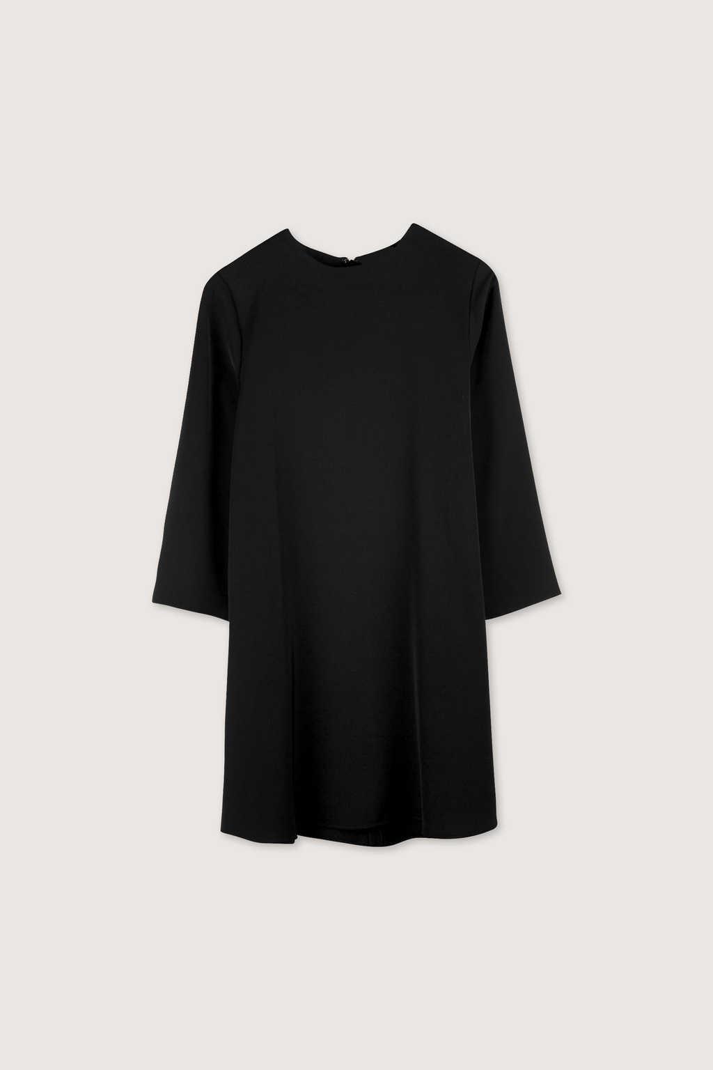 Dress 1649 Black 7