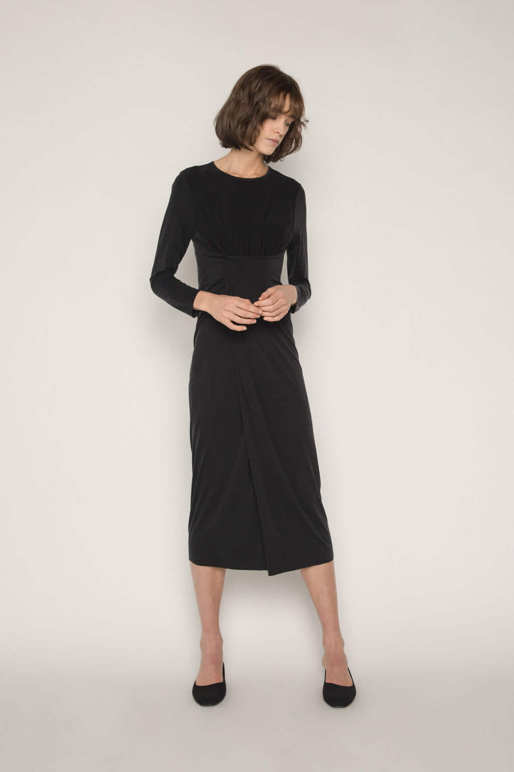 Dress 1673 Black 8