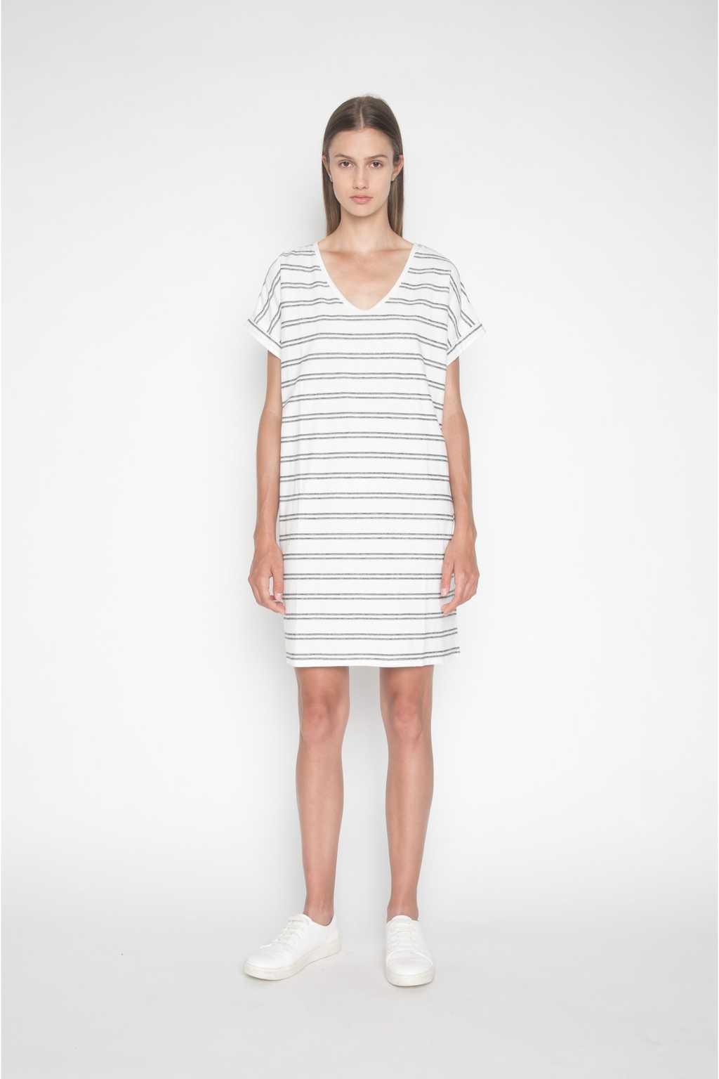 Dress 1707 White 1