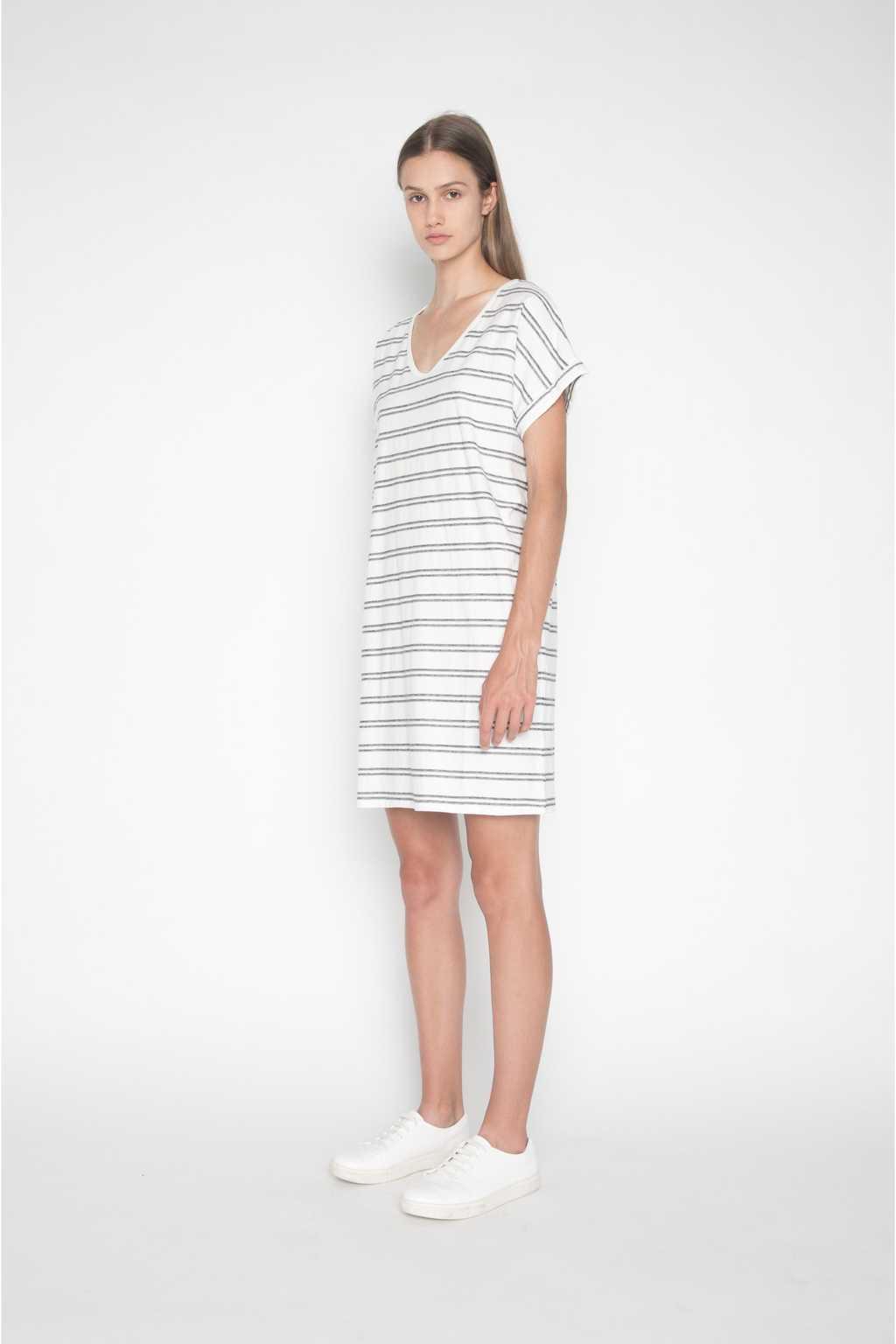 Dress 1707 White 2