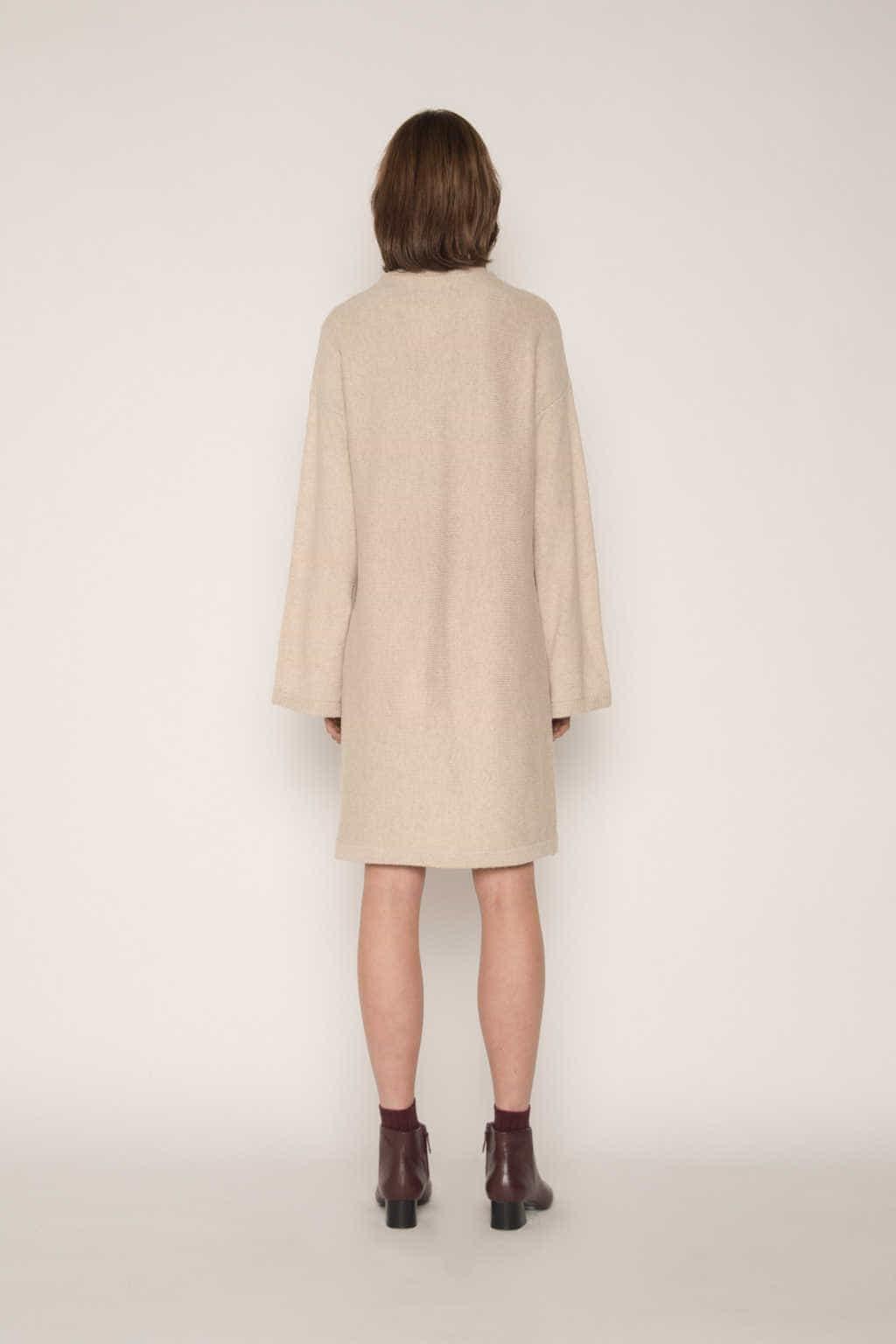 Dress 1817 Oatmeal 4
