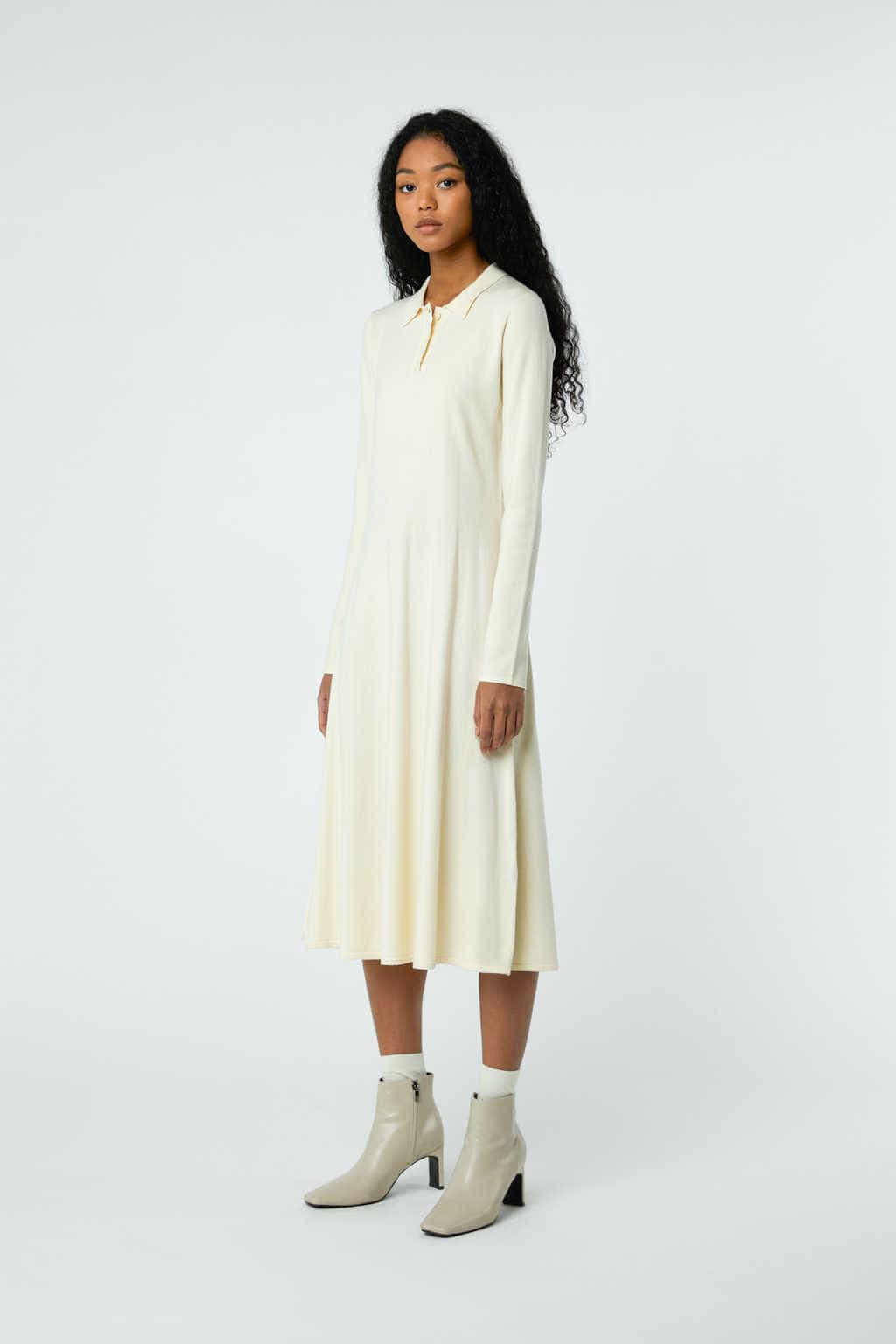 Dress 2868 Cream 2