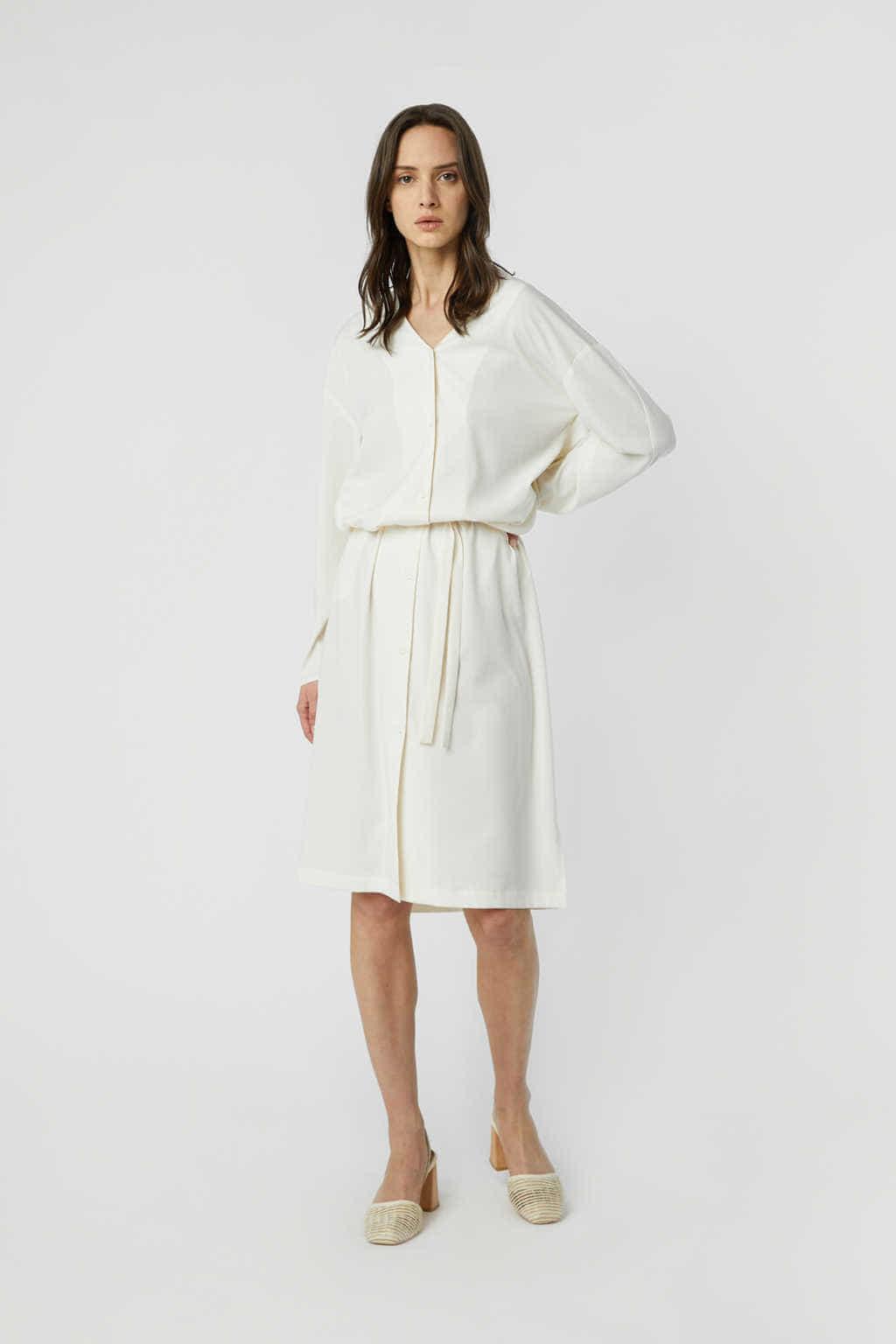 Dress 2958 Cream 7