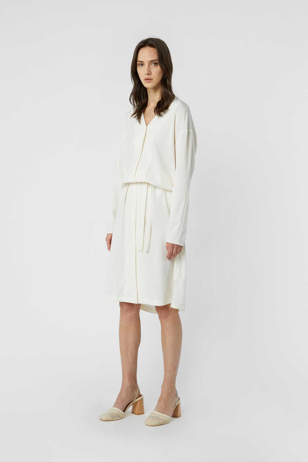 Dress 2958 Cream 8