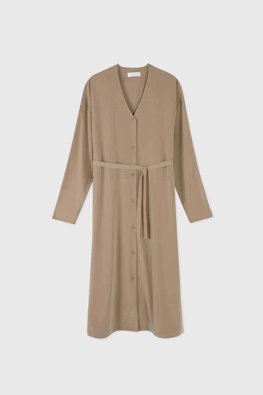 Dress 2958 Taupe 5
