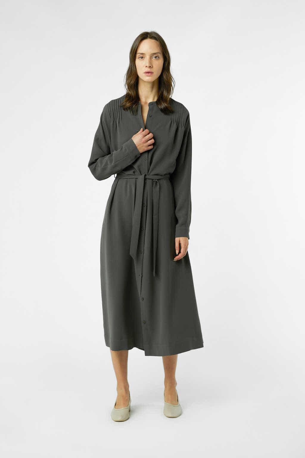 Dress 3054 Sage 11