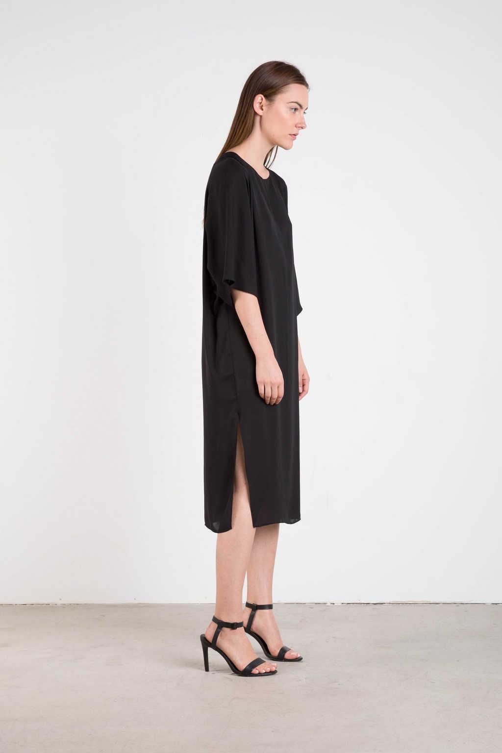 Dress 3139 Black 2