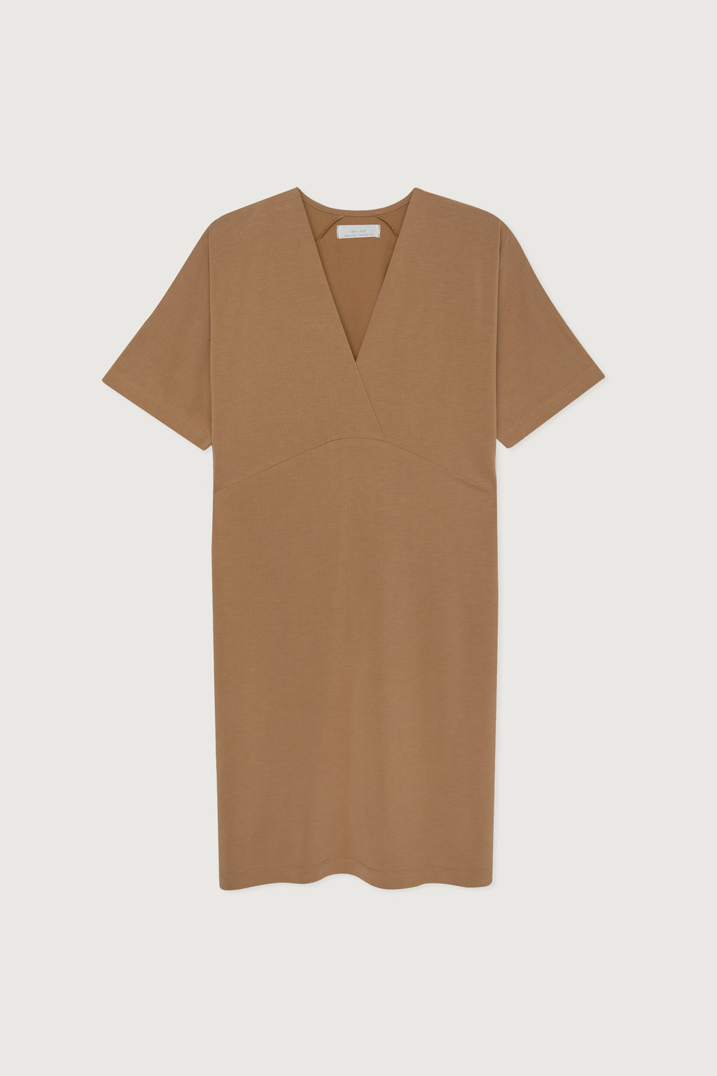 Dress 3157 Tan 9