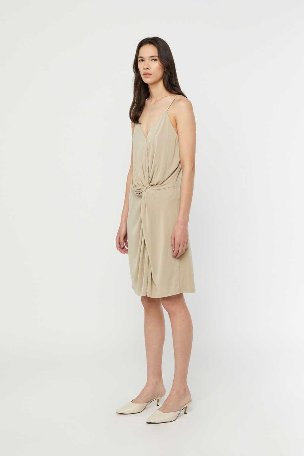 Dress 3202 Sage 2