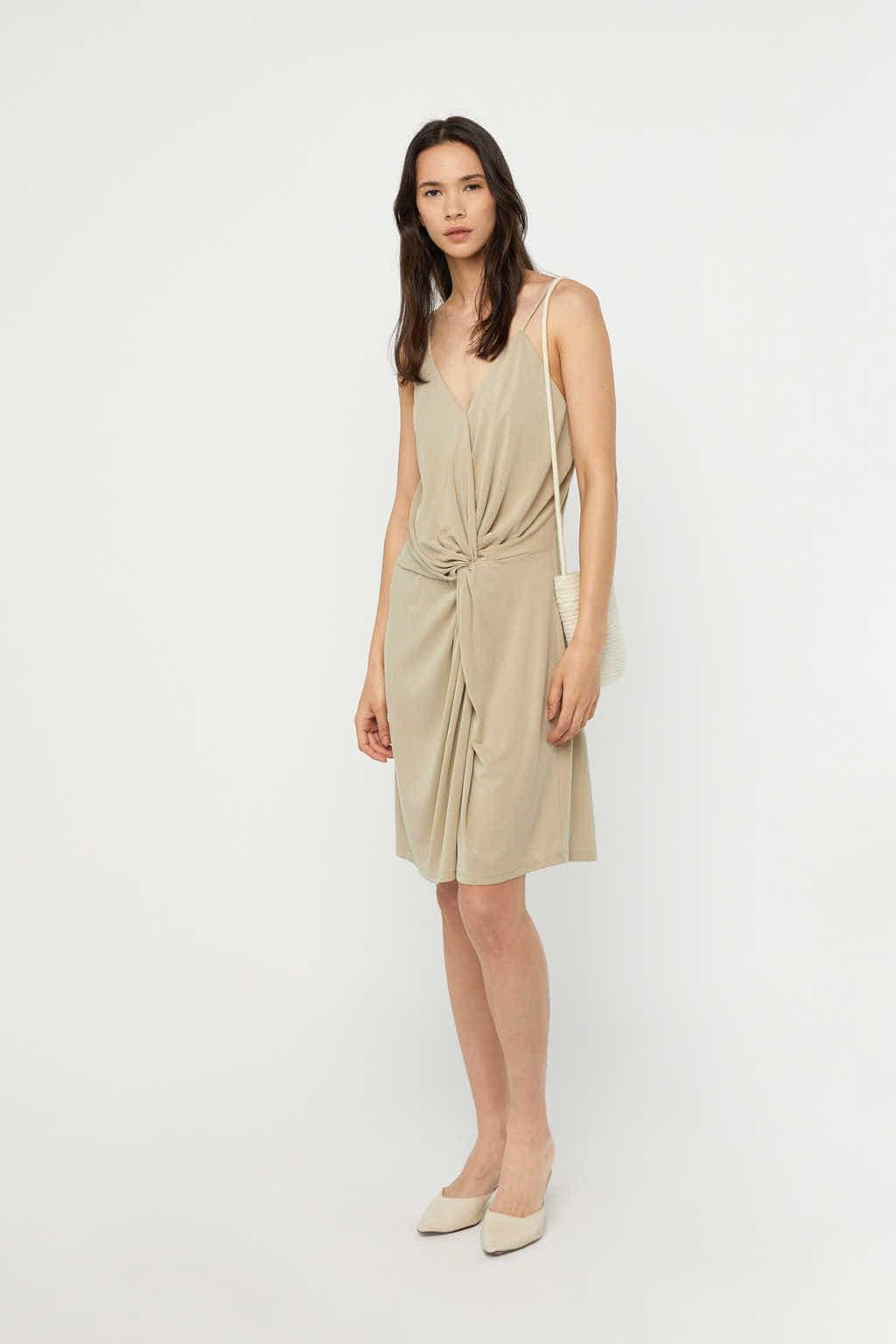Dress 3202 Sage 3