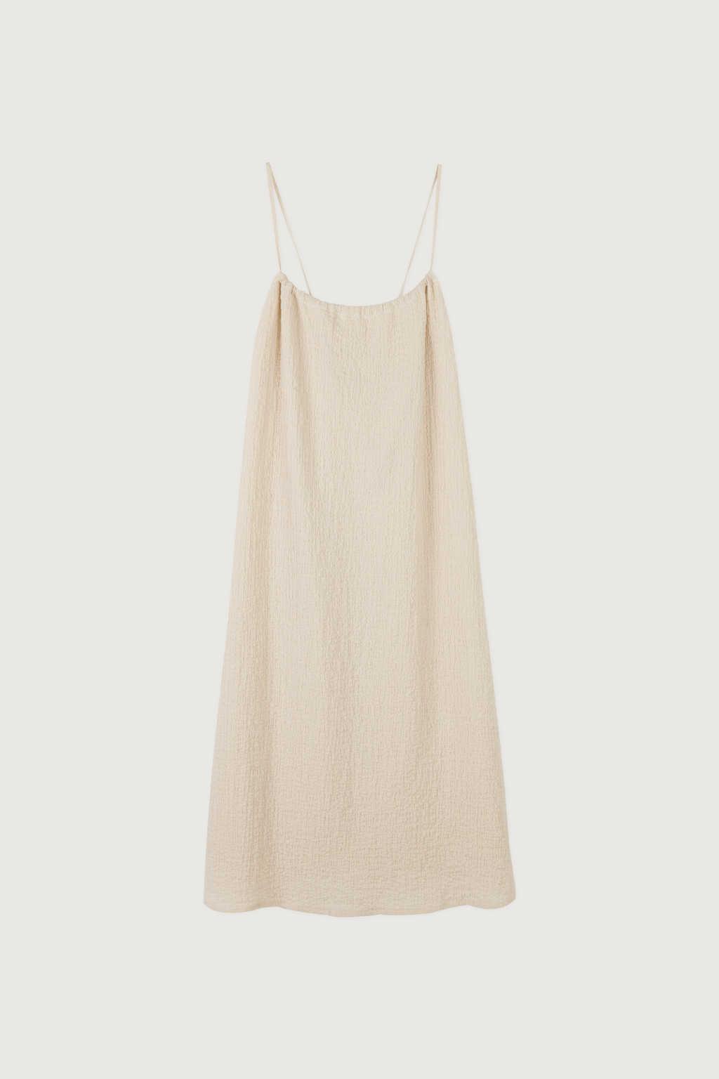 Dress 3215 Beige 5