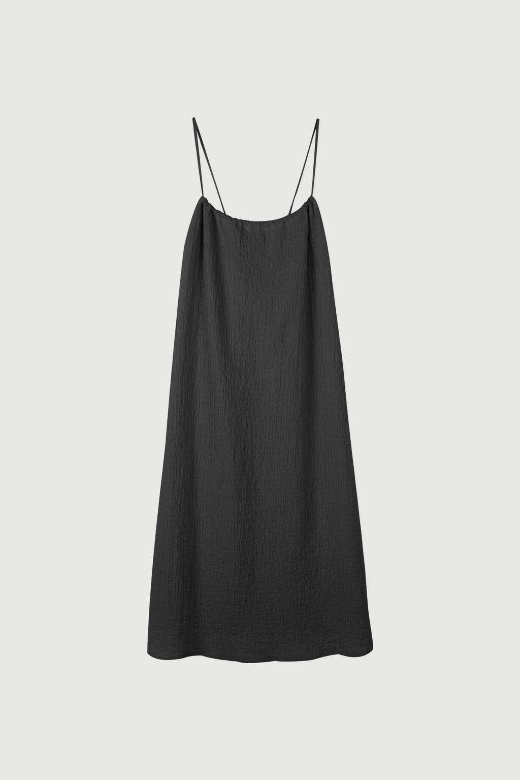 Dress 3215 Charcoal 7