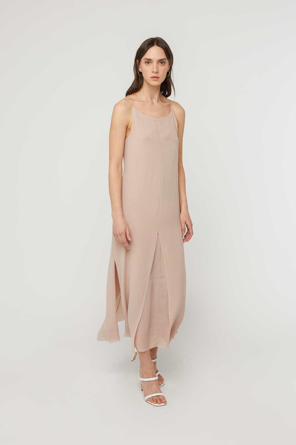Dress 3243 Pink 2