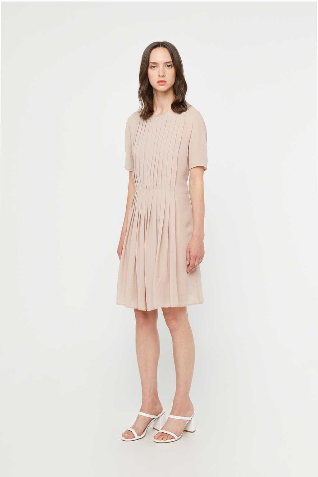 Dress 3257 Pink 2