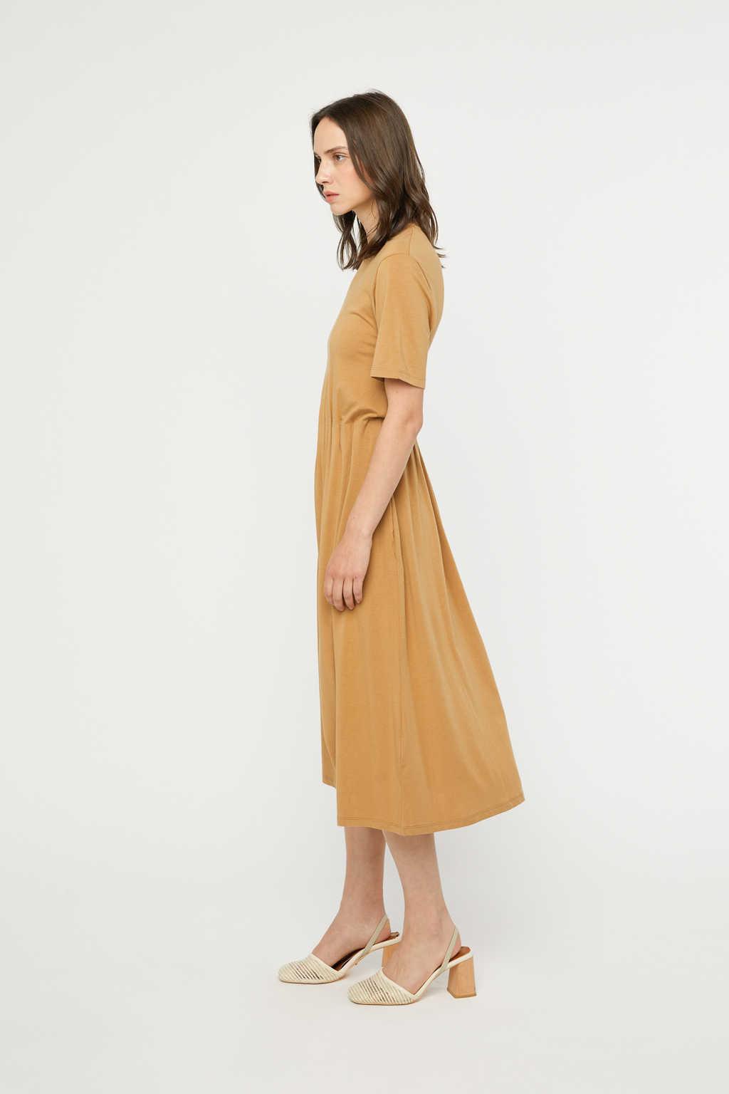 Dress 3262 Camel 2