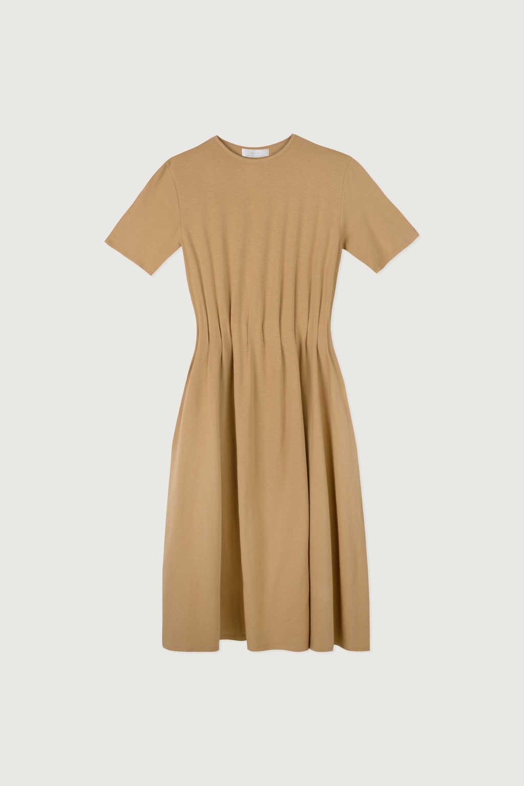 Dress 3262 Camel 5