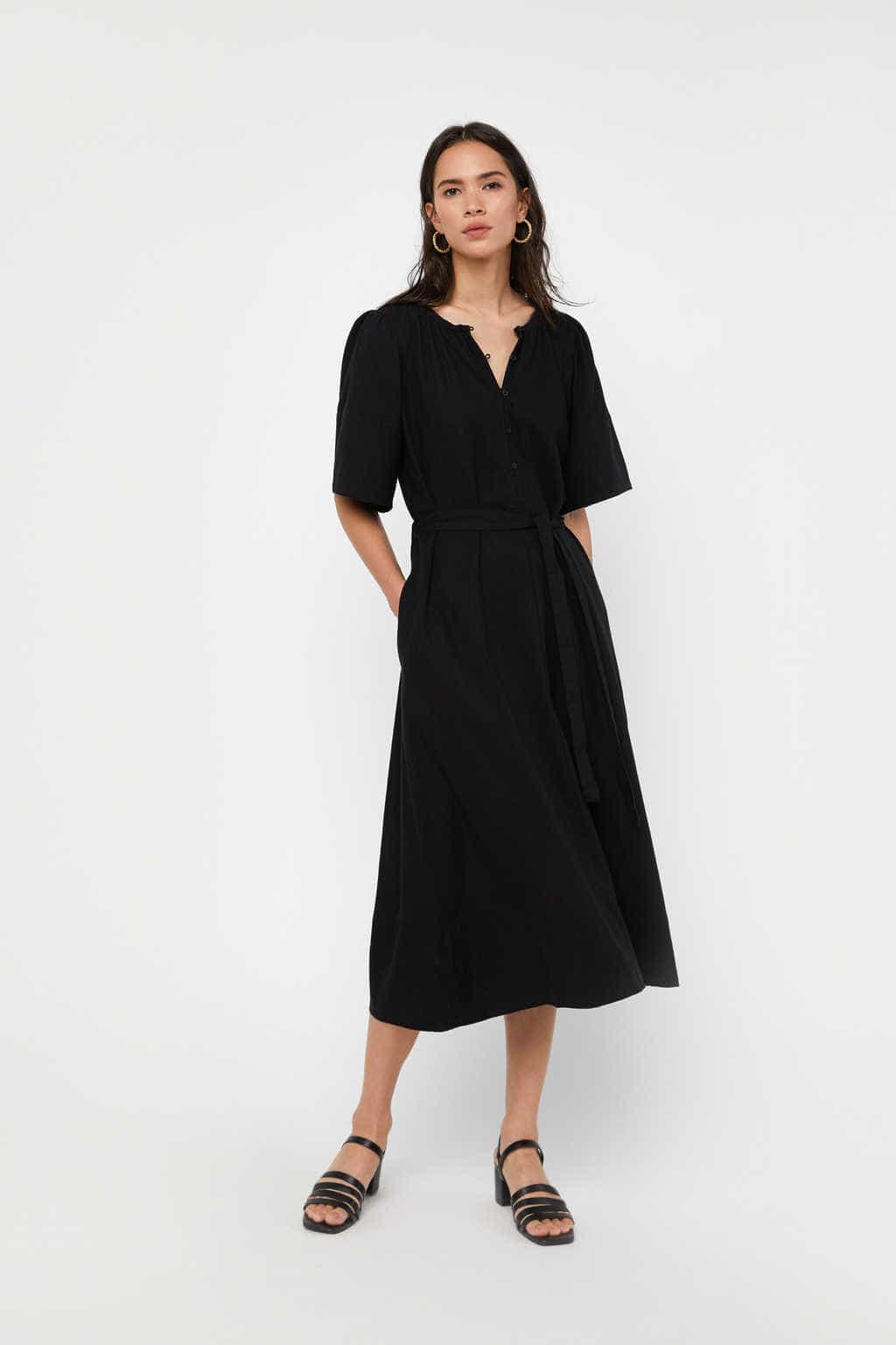 Dress 3263 Black 1