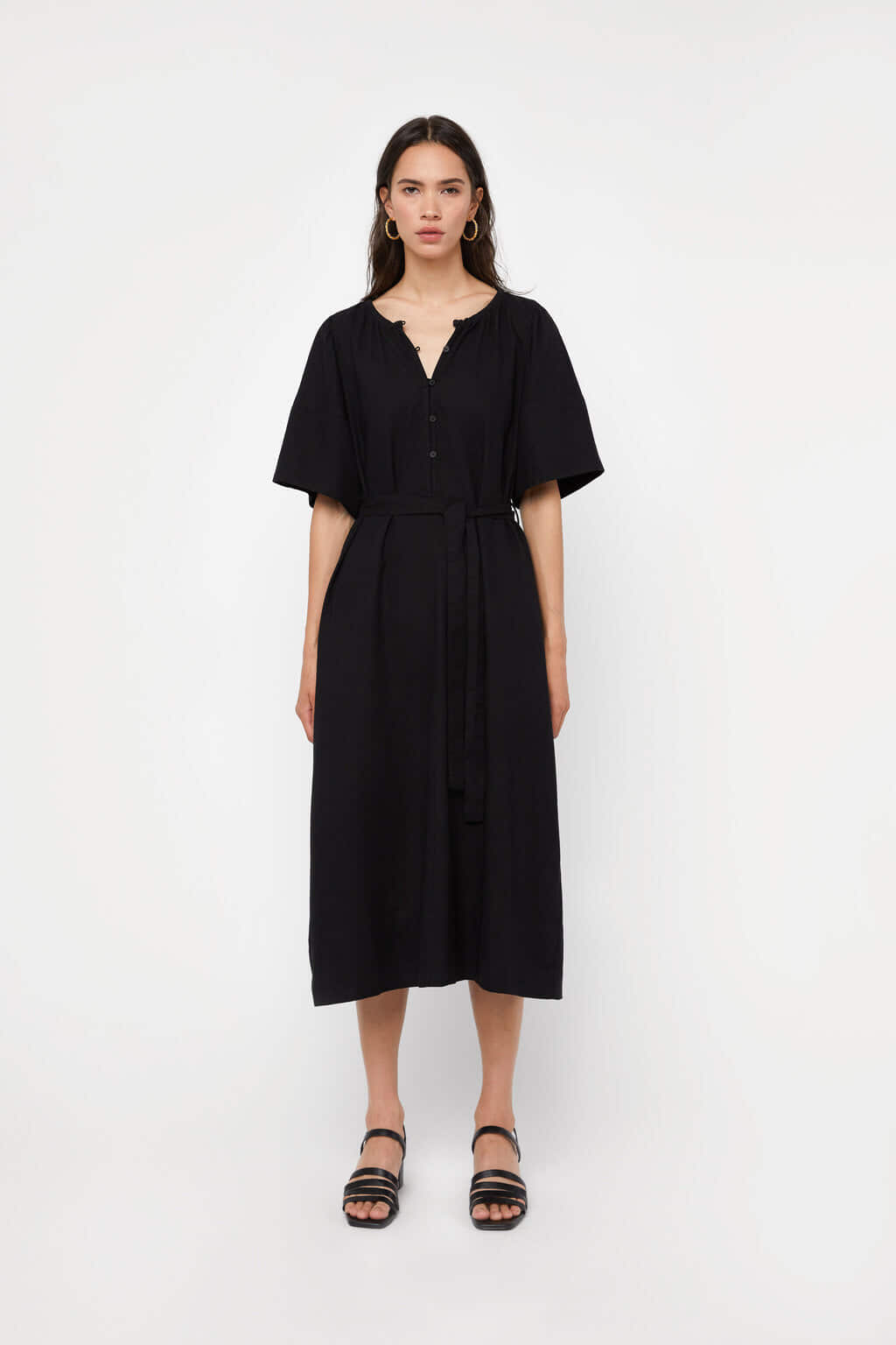 Dress 3263 Black 2