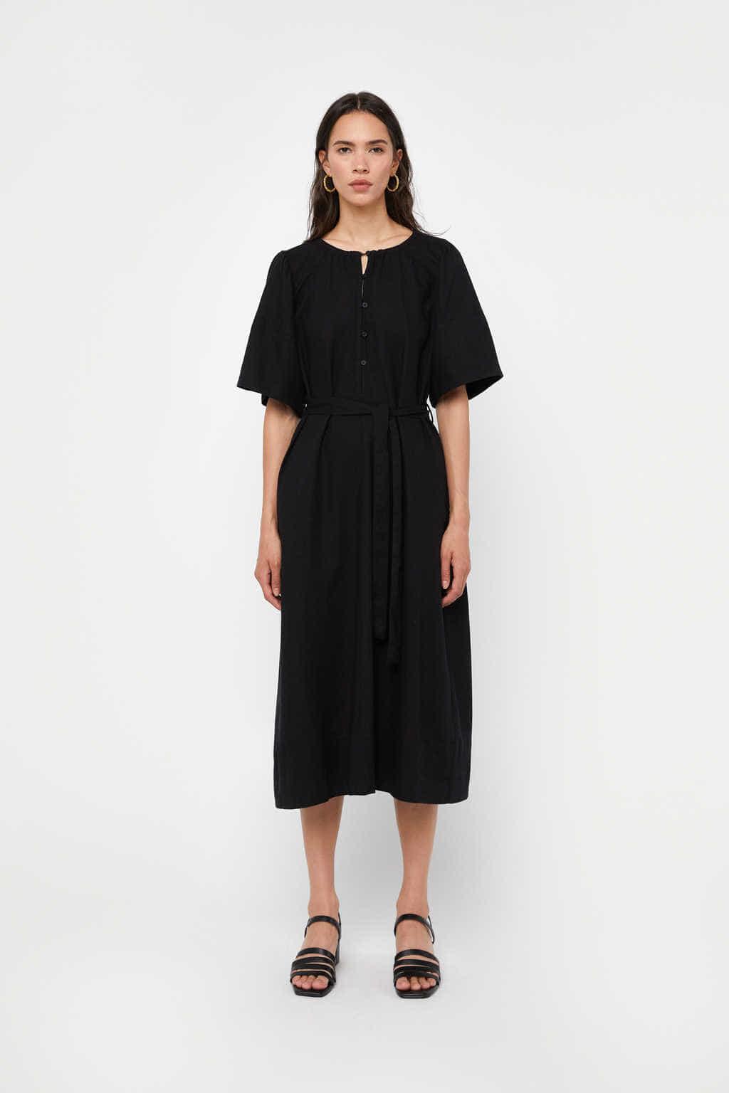 Dress 3263 Black 3