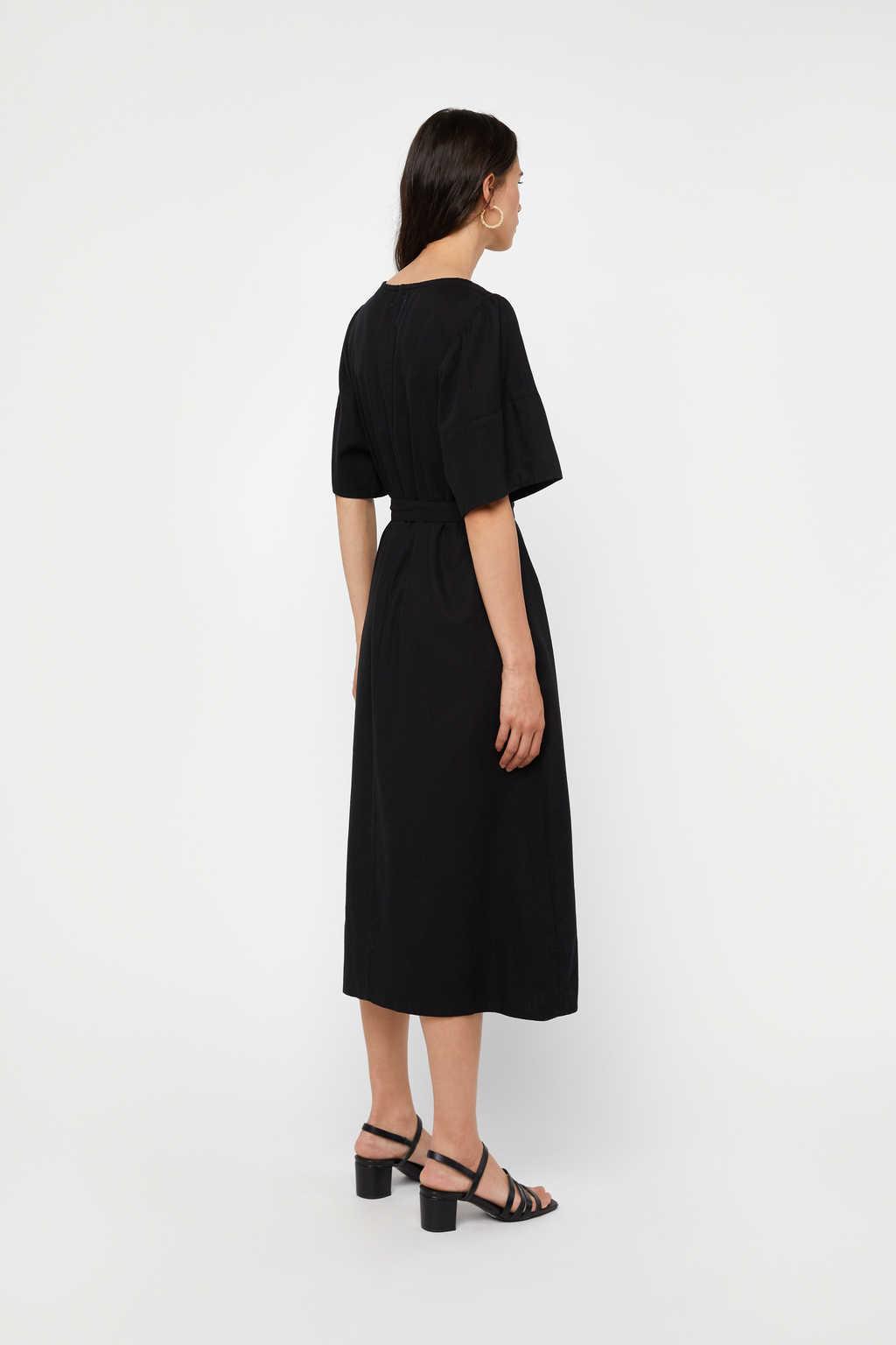 Dress 3263 Black 4