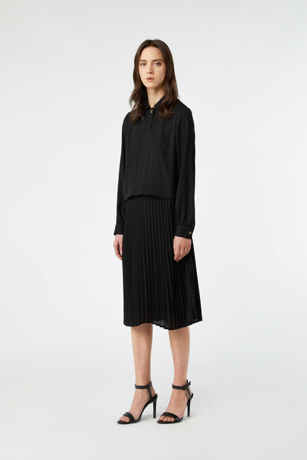 Dress 3393 Black 11