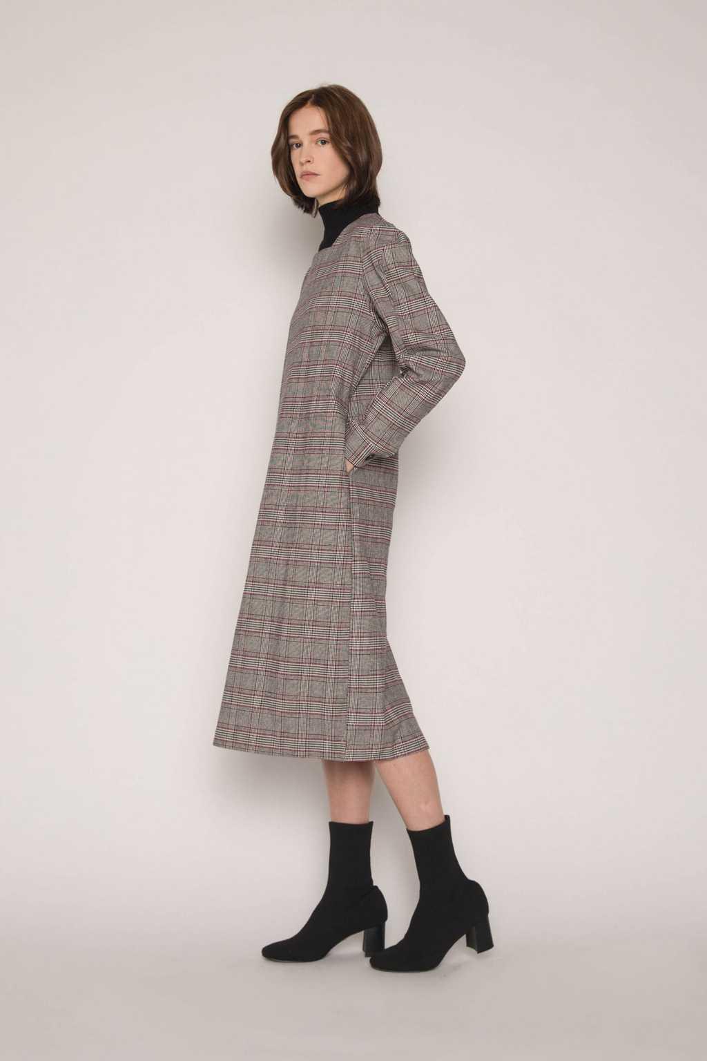 Dress H287 Gray 3