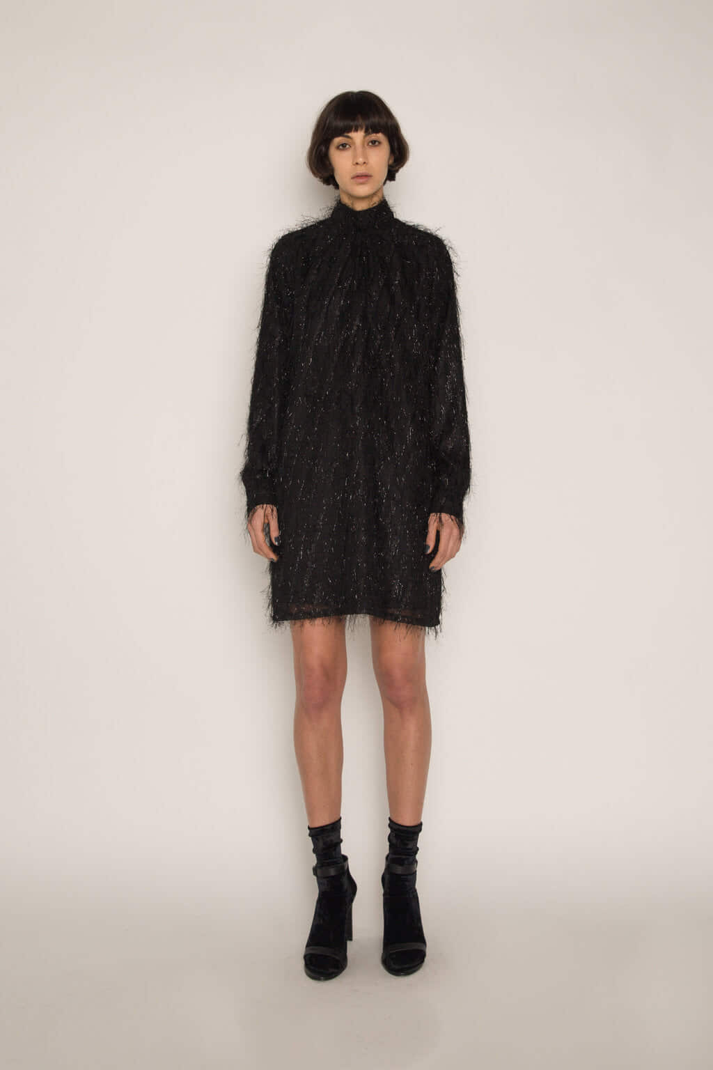 Dress H347 Black 1