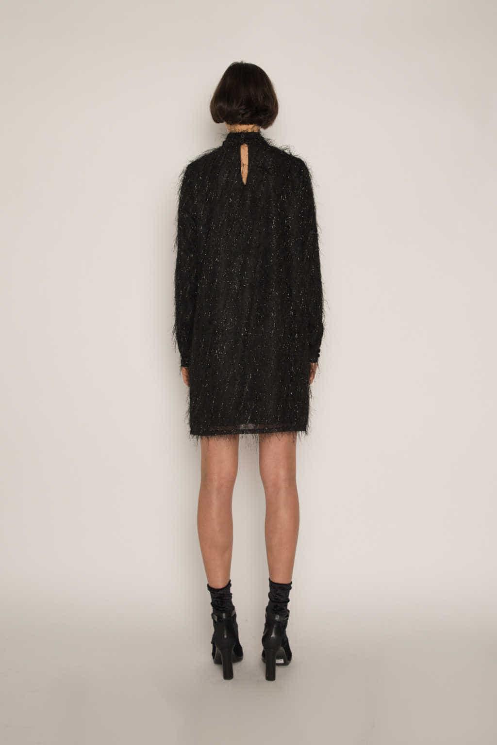 Dress H347 Black 4