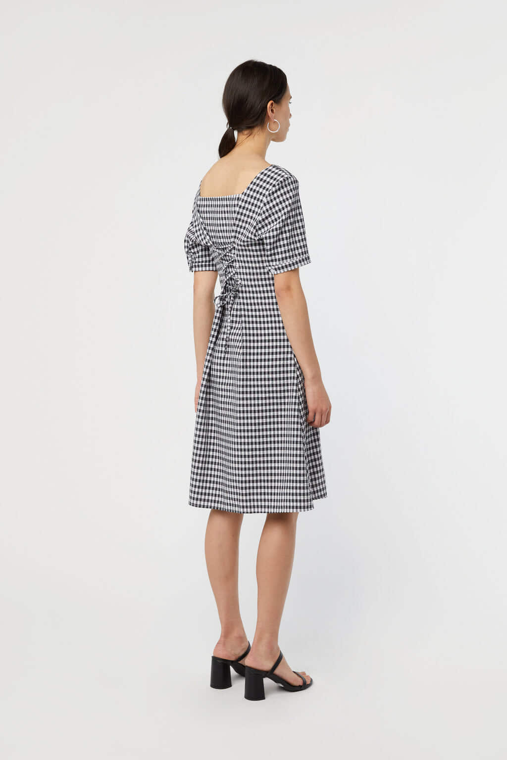 Dress K002 Black 4
