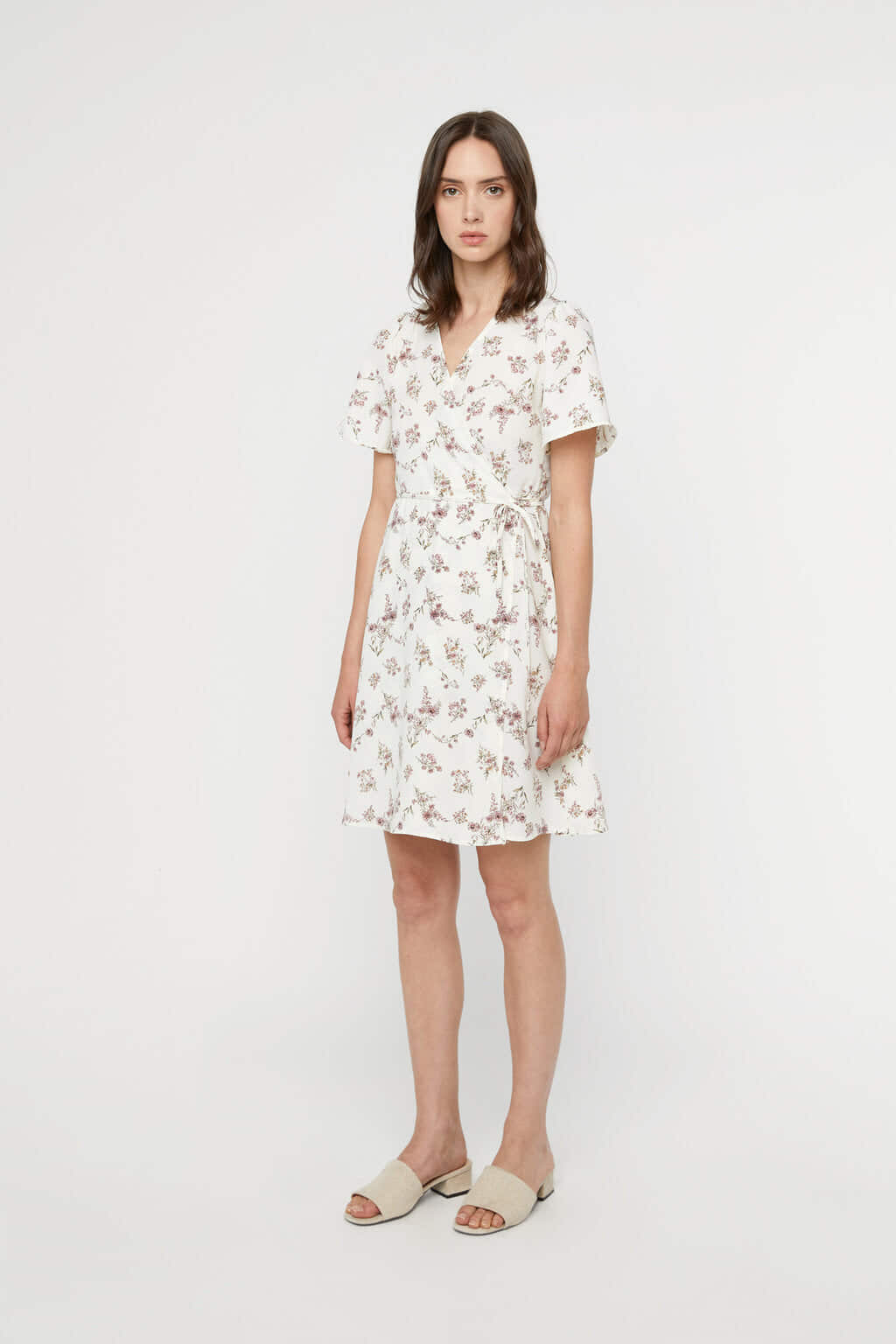 Dress K006 Cream 3