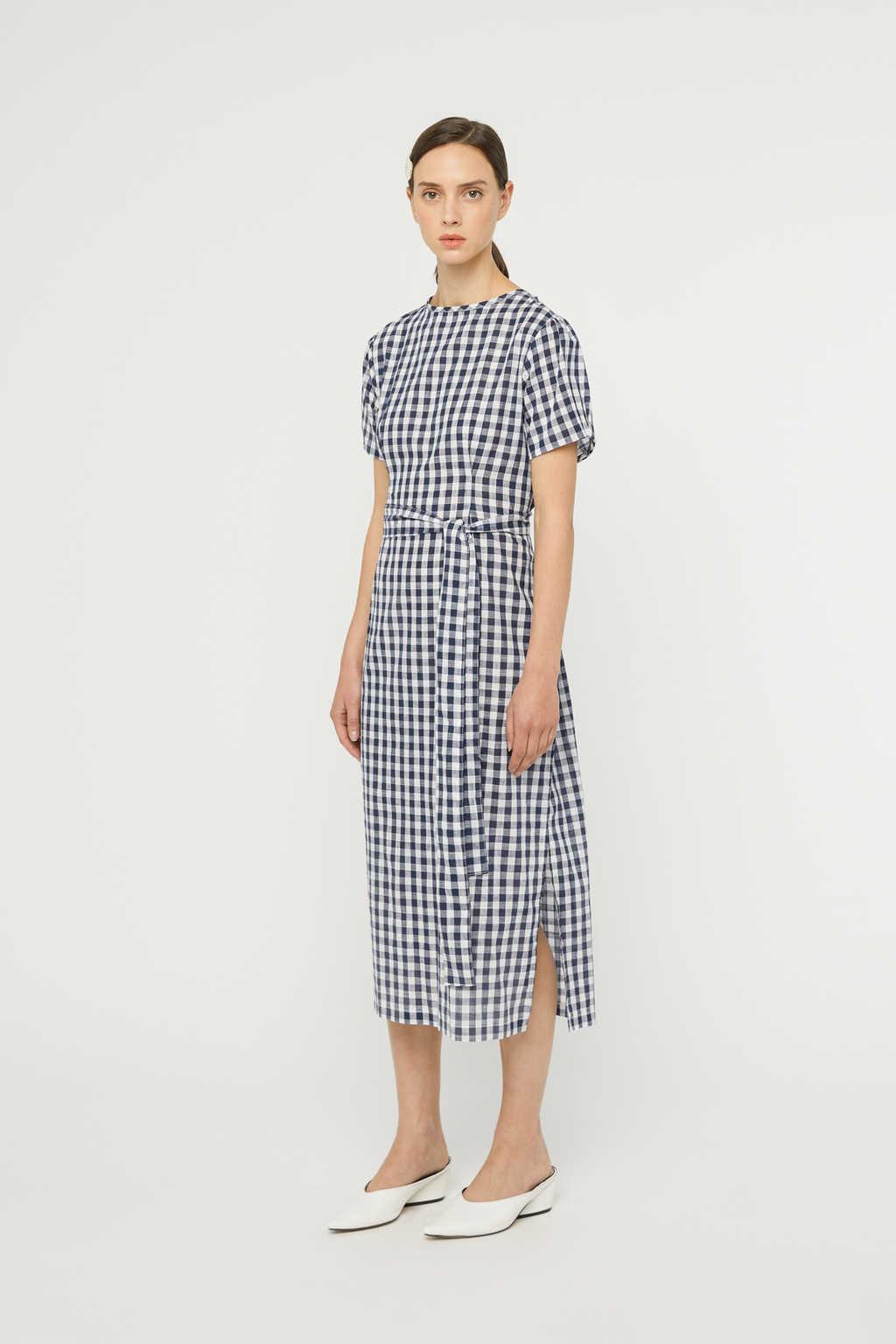 Dress K007 Navy 1