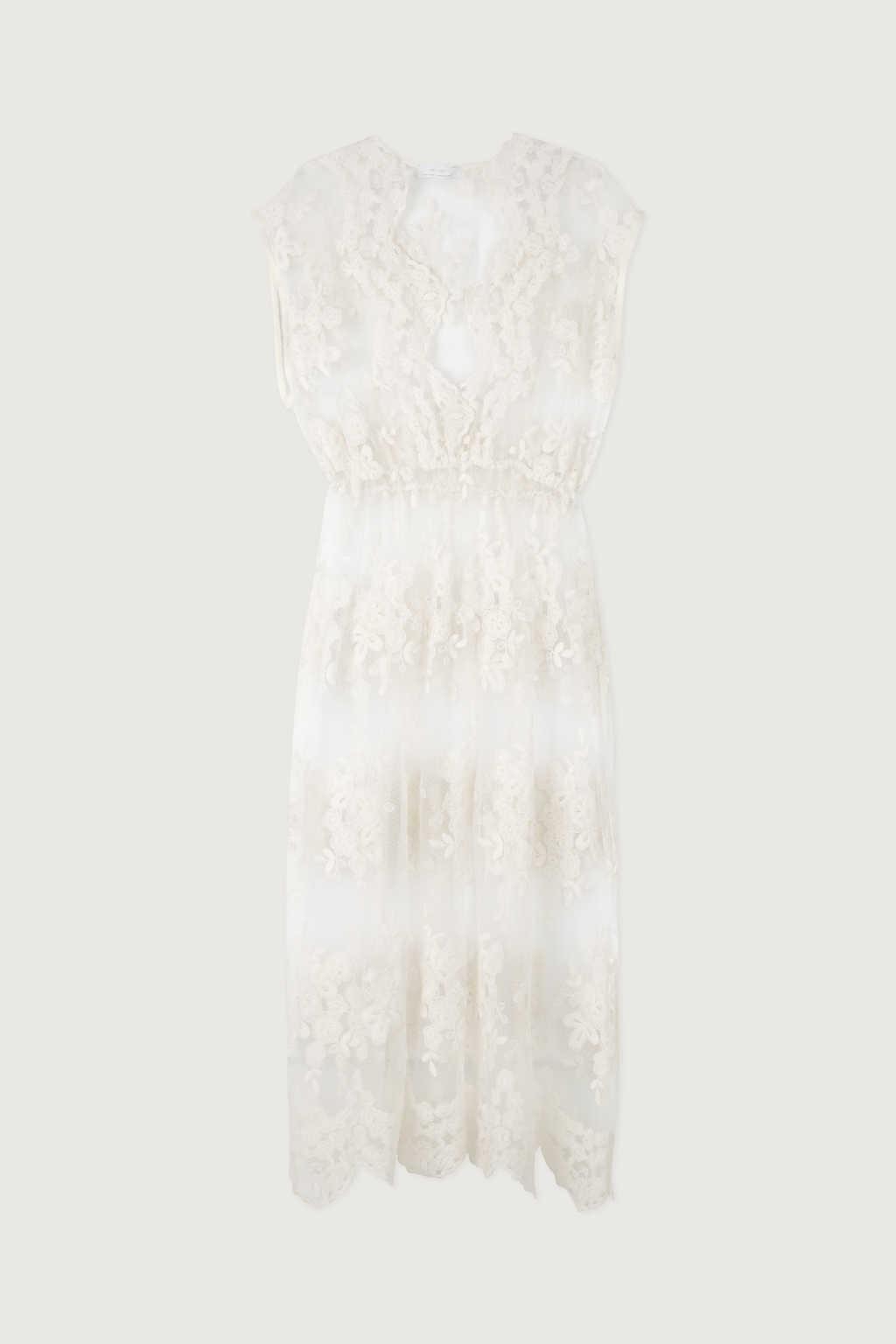 Dress K008 Cream 5