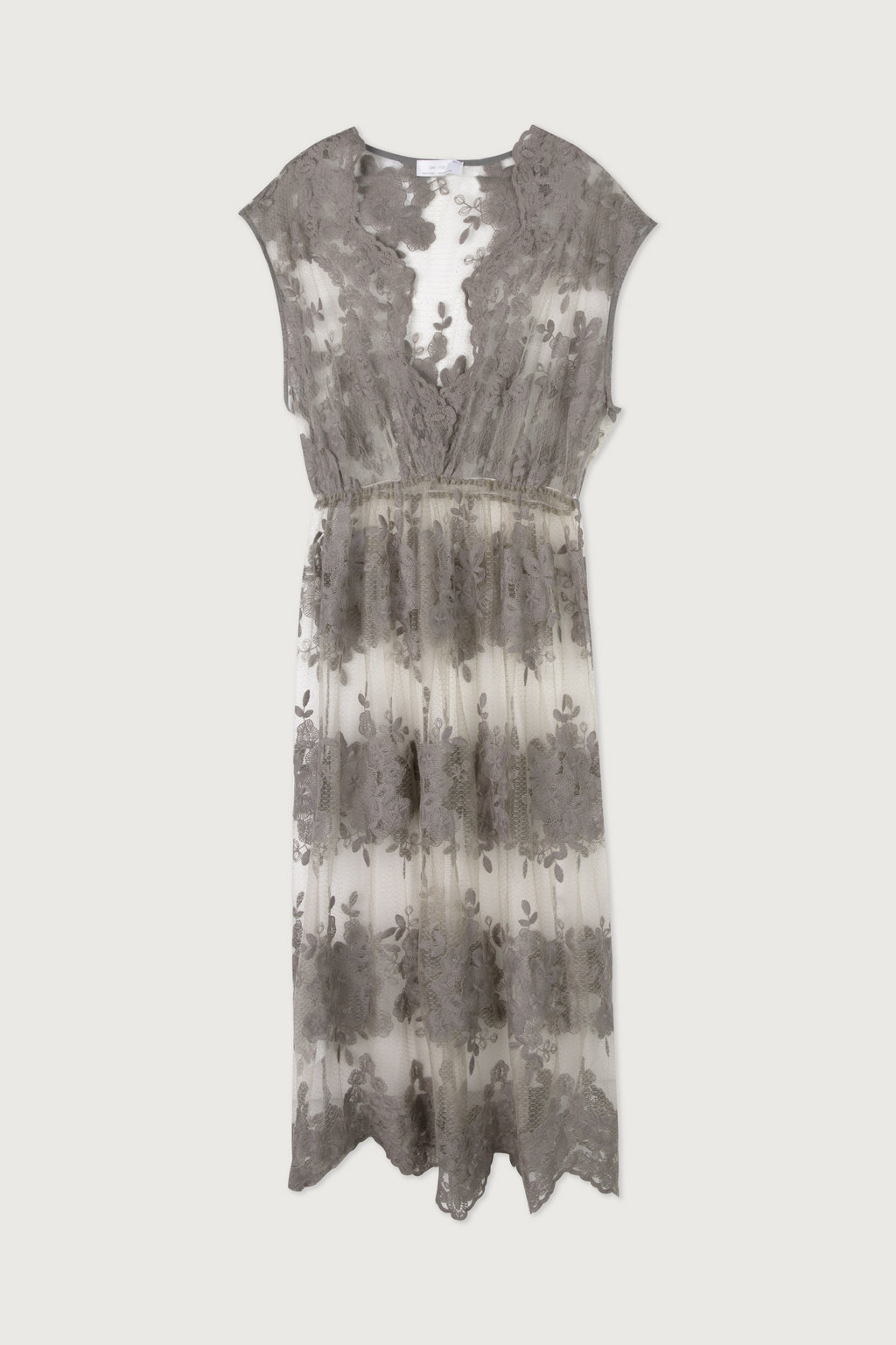 Dress K008 Gray 7