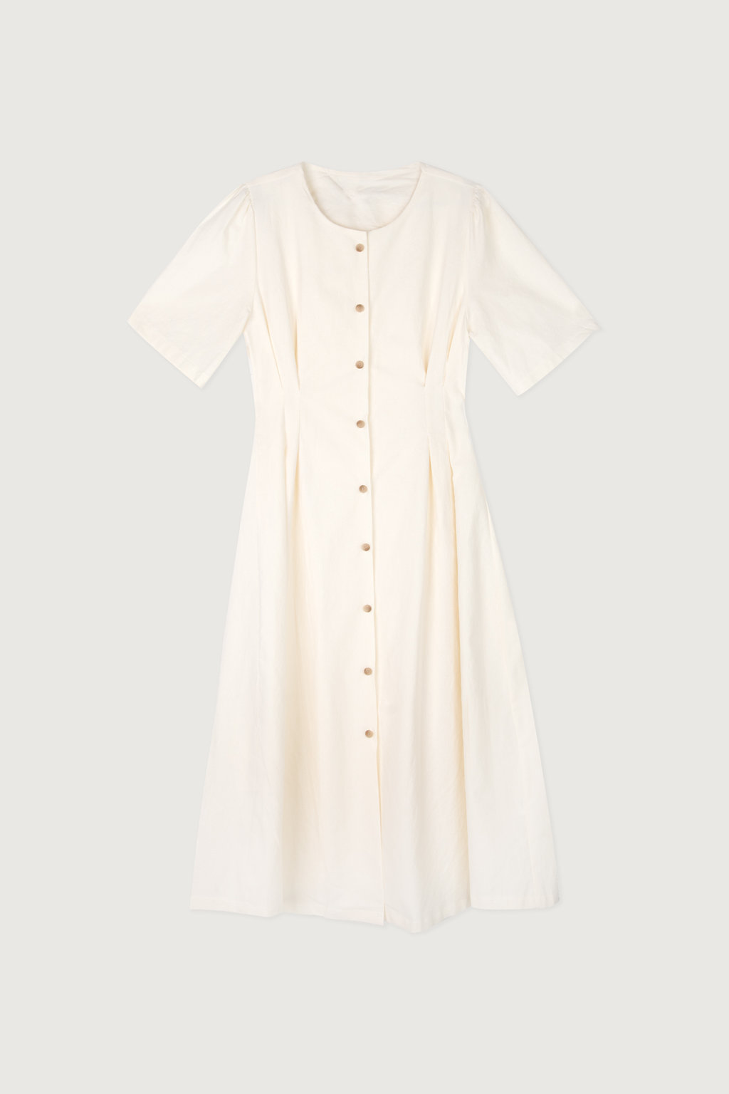 Dress K011 Cream 5