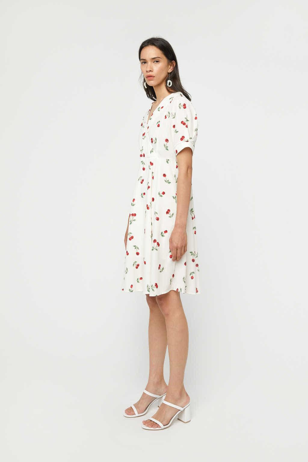 Dress K018 Cream 2
