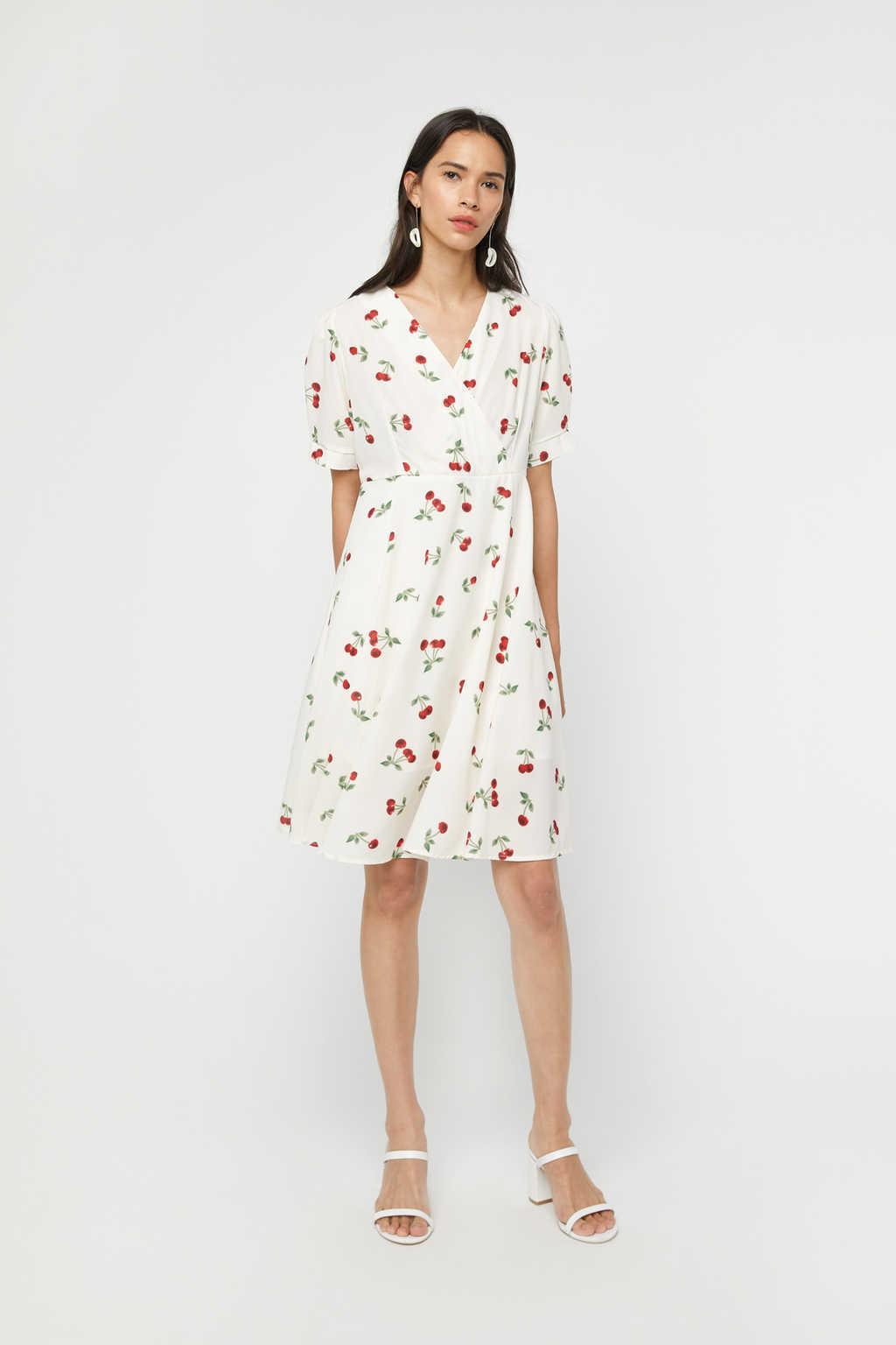 Dress K018 Cream 3