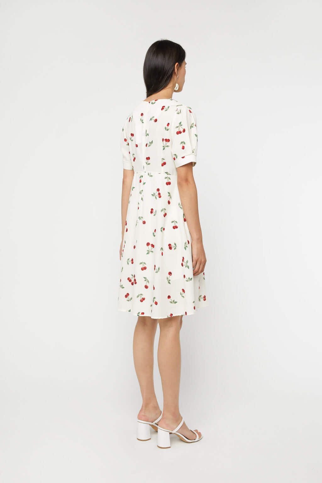 Dress K018 Cream 4