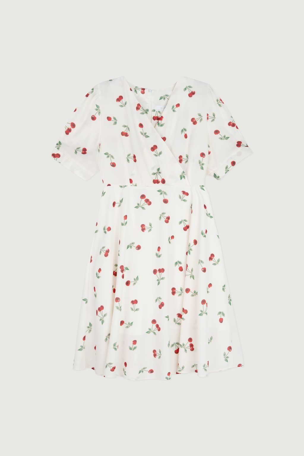 Dress K018 Cream 5