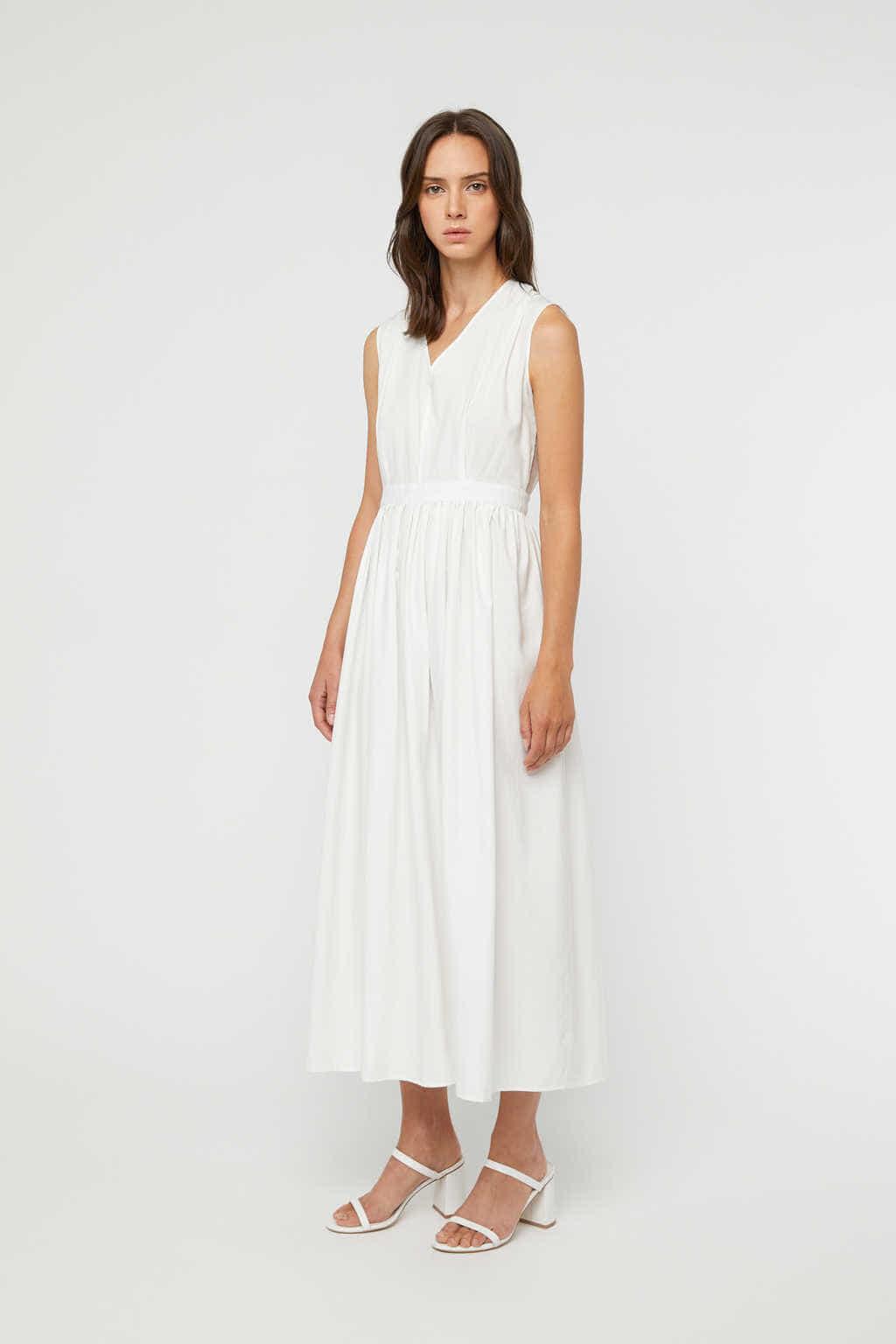 Dress K0231 Cream 2