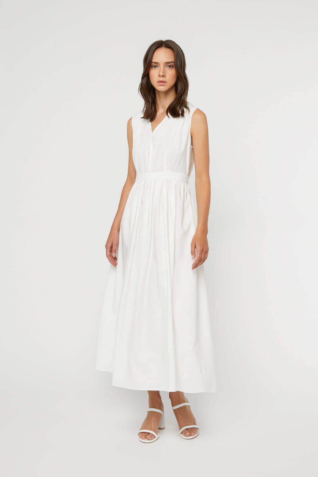 Dress K0231 Cream 3