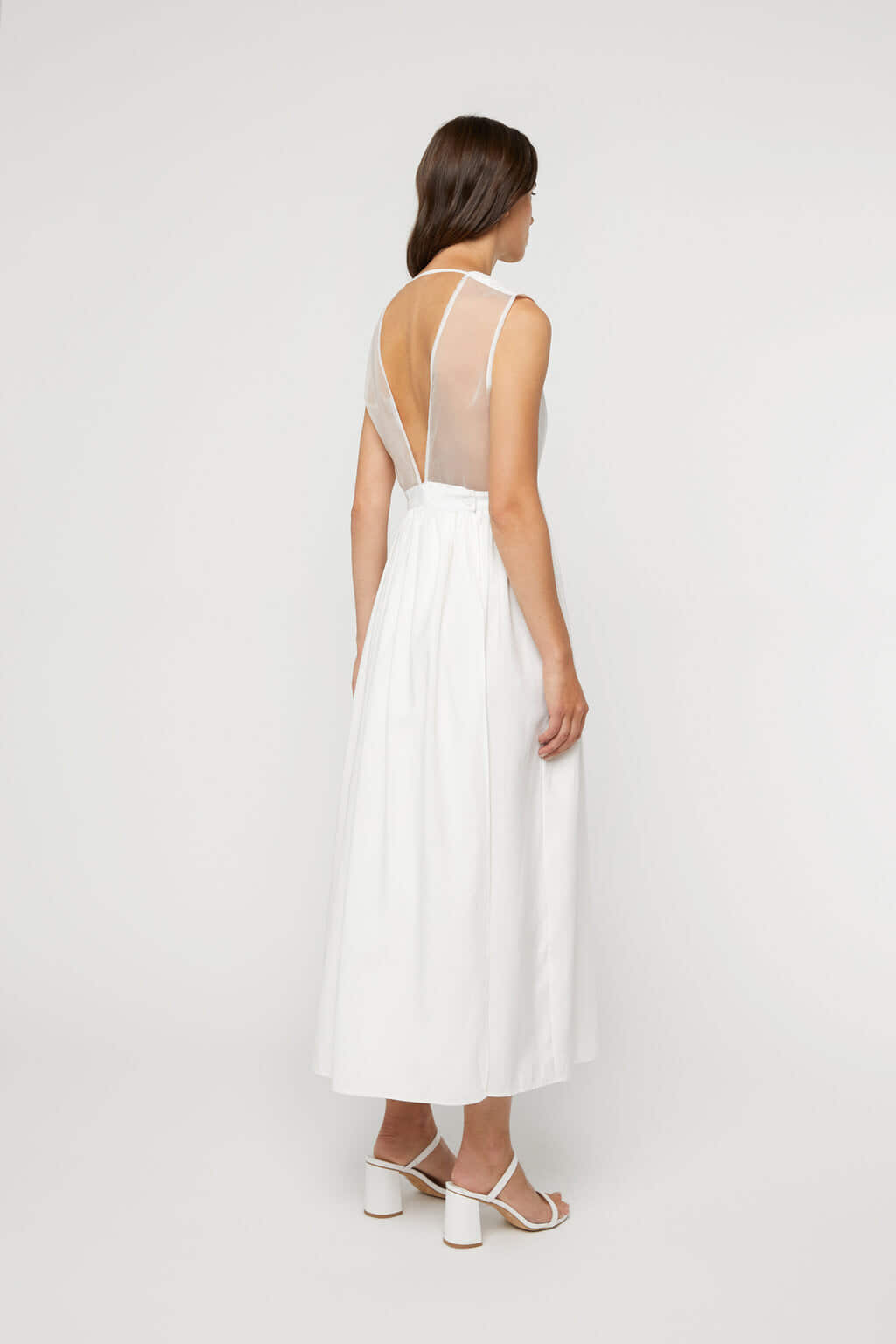 Dress K0231 Cream 4